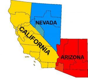 california-nevada-arizona-map-california-map-2018-with-california ...